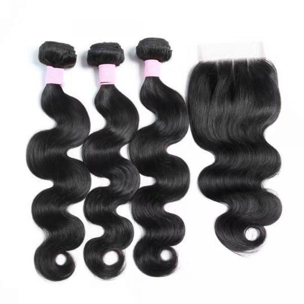 3 bundle hair deals